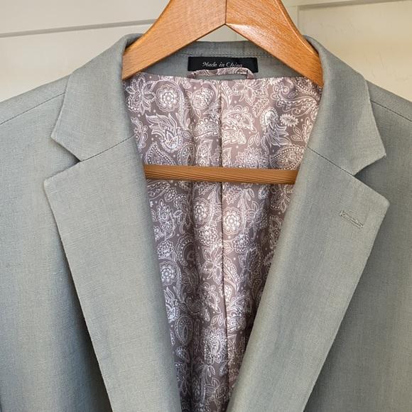Ralph Lauren Linen Sports Jacket
